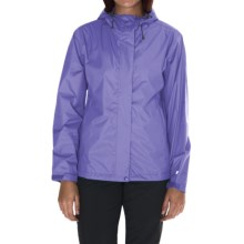 White Sierra Trabagon Rain Jacket - Waterproof (For Women) in Periblue - Closeouts