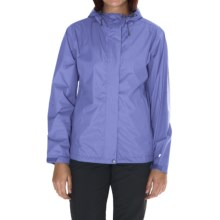 White Sierra Trabagon Rain Jacket - Waterproof (For Women) in Purple Rain - Closeouts