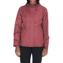 White Sierra Trabagon Rain Jacket - Waterproof (For Women) in Watermellon - Closeouts
