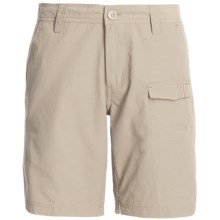 White Sierra Ward Creek Shorts (For Women) in Stone - Closeouts