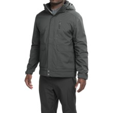 White Sierra Westfall Jacket - Insulated (For Men) in Asphalt - Closeouts