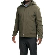 White Sierra Westfall Jacket - Insulated (For Men) in Dark Sage - Closeouts