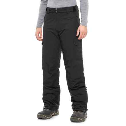 White Sierra Wind River Ski Pants - Insulated (For Men) in Black - Closeouts 128933ddc