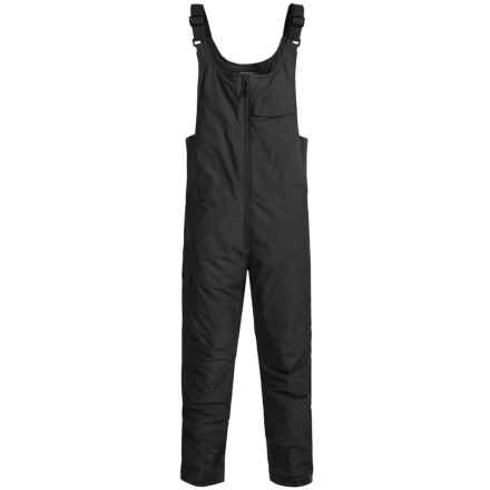 White Sierra Wind River Snow Bibs - Insulated (For Men) in Black - Closeouts