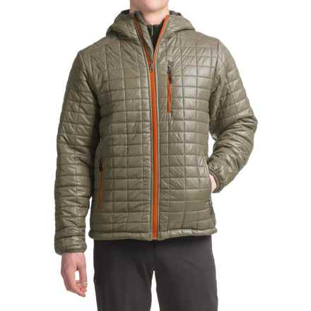 White Sierra Zephyr Jacket - Insulated (For Men) in Bark - Closeouts