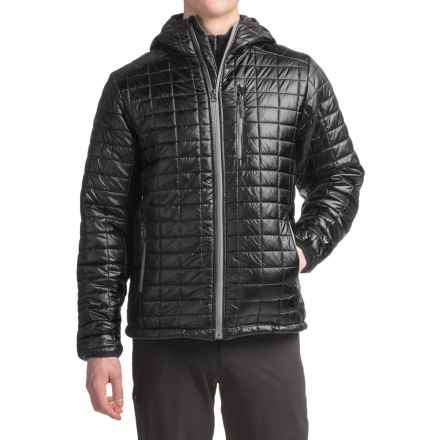 White Sierra Zephyr Jacket - Insulated (For Men) in Black - Closeouts