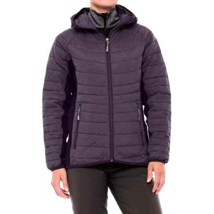 White Sierra Zephyr Jacket - Insulated (For Women) in Nightshade - Closeouts