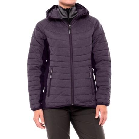 White Sierra Zephyr Jacket - Insulated (For Women)