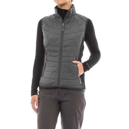White Sierra Zephyr Vest - Insulated (For Women) in Black - Closeouts