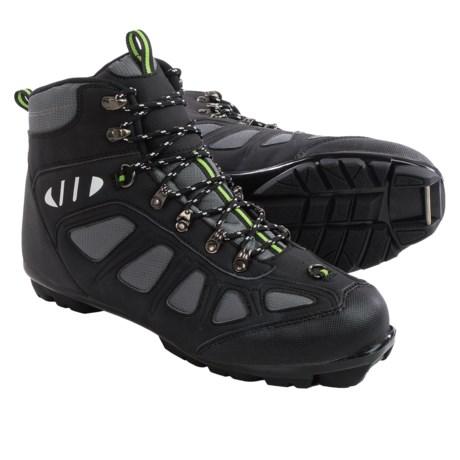 Whitewoods 302 Nordic Ski Boots - NNN (For Men and Women)