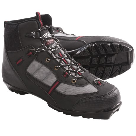 Whitewoods 302 Nordic Ski Boots - Waterproof, NNN (For Men and Women)