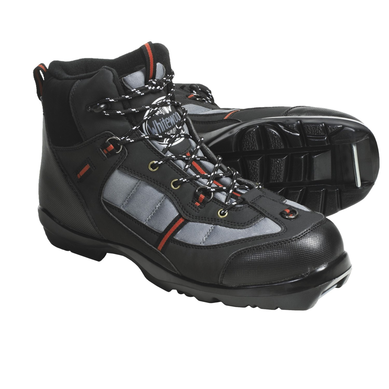 Women's Wide Cross Country Ski Boots 100