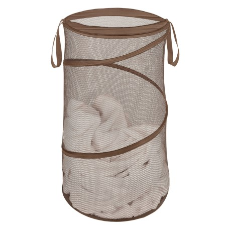 """Whitmor Collapsible Laundry Hamper - 15"""""""