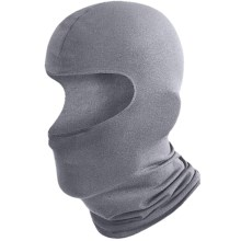 Wickers Balaclava - Moisture-Wicking, Midweight (for Men and Women) in Grey Heather - 2nds