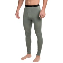 Wickers Base Layer Bottoms (For Men) in Foliage Green - Closeouts