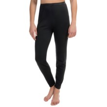 Wickers Bi-Wick Base Layer Bottoms (For Women) in Black - Closeouts