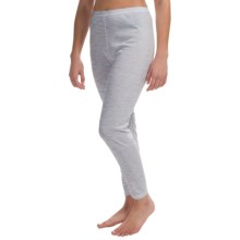 Wickers Bi-Wick Base Layer Bottoms (For Women) in Grey Heather - Closeouts