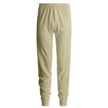 Wickers Comfortrel® Long Underwear Bottoms - Expedition Weight (For Tall Men) in Tan - 2nds