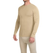 Wickers Fire-Retardant Base Layer Top - Long Sleeve (For Men) in Desert Sand - Closeouts