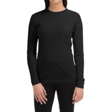 Wickers Fire-Retardant Base Layer Top - Long Sleeve (For Women) in Black - Closeouts