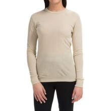 Wickers Fire-Retardant Base Layer Top - Long Sleeve (For Women) in Desert Sand - Closeouts