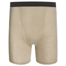 Wickers Fire-Retardant Boxer Briefs (For Men) in Desert Sand - Closeouts