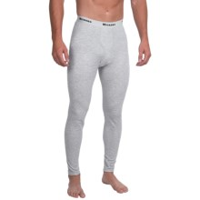 Wickers Lightweight Base Layer Bottoms (For Men) in Grey Heather - Closeouts