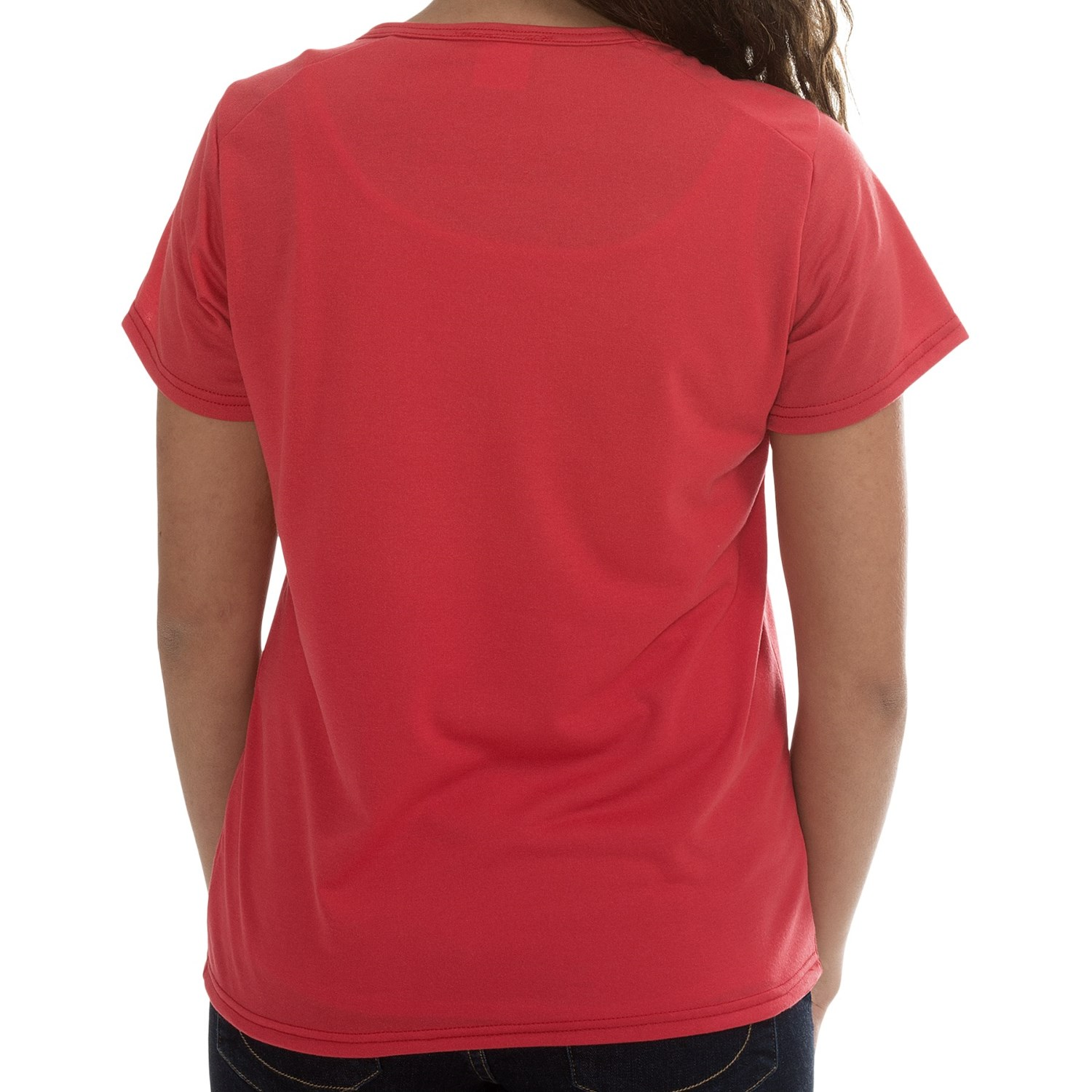 Wickers lightweight base layer t shirt for women save 62 for Womens base layer shirt