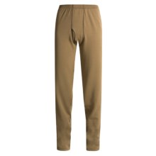 Wickers Long Underwear Bottoms - Expedition Weight, Comfortrel®  (For Men) in Brown - 2nds