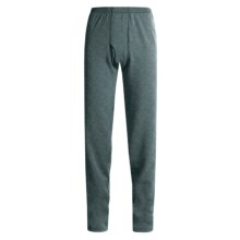 Wickers Long Underwear Bottoms - Expedition Weight, Comfortrel®  (For Men) in Charcoal - 2nds
