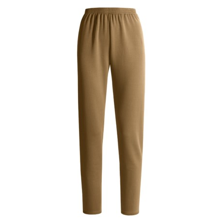 Wickers Long Underwear Bottoms - Expedition Weight, Comfortrel® (For Women) in Light Brown