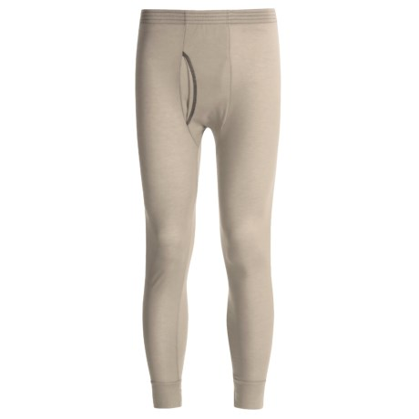 Wickers Long Underwear Bottoms - Lightweight, Comfortrel® (For Men) in Tan