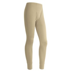 Wickers Long Underwear Bottoms - Lightweight, Comfortrel® (For Tall Men) in Tan