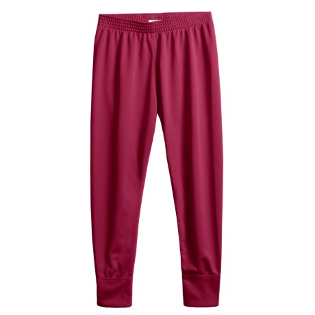 Wickers Long Underwear Bottoms - Midweight (For Kids)