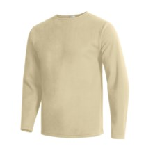 Wickers Long Underwear Shirt - Expedition Weight Comfortrel®, Long Sleeve (For Men) in Tan - 2nds