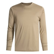 Wickers Long Underwear Shirt - Lightweight, Comfortrel®, Long Sleeve (For Men) in Tan - 2nds