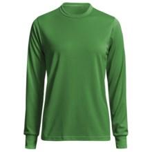 Wickers Long Underwear Top - Comfortrel® Polyester, Lightweight (For Women) in Green - 2nds