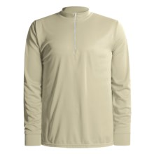 Wickers Long Underwear Top - Long Sleeve (For Men) in Oatmeal - 2nds