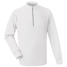 Wickers Long Underwear Top - Long Sleeve (For Men) in White - 2nds