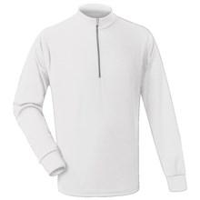 Wickers Long Underwear Top - Long Sleeve (For Men) in White - 2nds