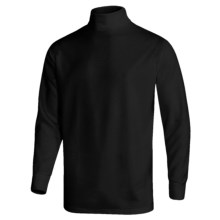 Wickers Turtleneck - Midweight, Comfortrel® (For Men) in Black - 2nds