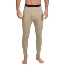 Wickers Visco Base Layer Bottoms - Merino Wool Blend (For Men) in Desert Sand - Closeouts