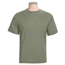 Wickers Wool Blend T-Shirt - Base Layer, Short Sleeve (For Men) in Foliage Green - Closeouts