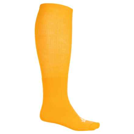 Wigwam All Sport Socks - Over the Calf (For Men) in Gold - Closeouts