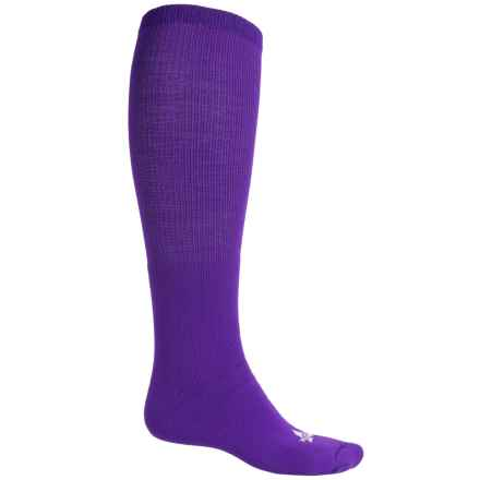 Wigwam All Sport Socks - Over the Calf (For Men) in Purple - Closeouts