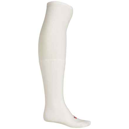 Wigwam All Sport Socks - Over the Calf (For Men) in White - Closeouts