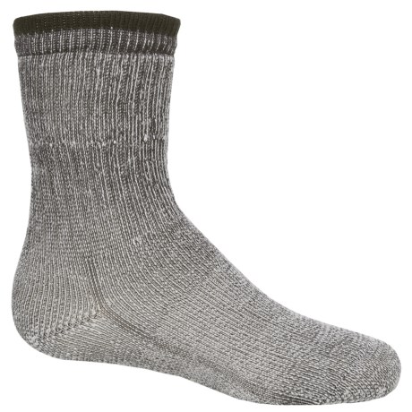 Wigwam Comfort Hiking Socks - Merino Wool, Crew (For Toddlers and Big Kids)