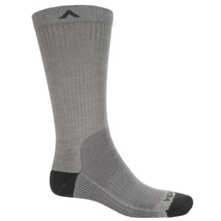 Wigwam Core Hiking Socks - Crew (For Men and Women) in Drizzle - 2nds