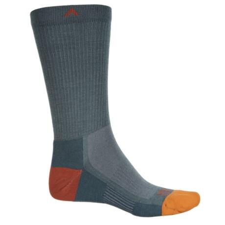 Wigwam Elemental Ultimax® Socks - Crew (For Men) in Black Sand