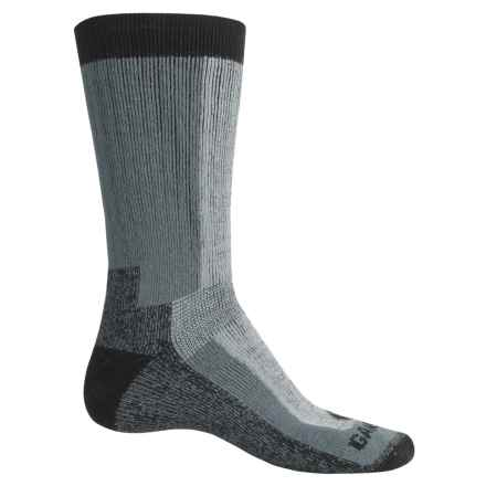 Wigwam Gander Mountain All-Purpose Socks - Mid Calf (For Men) in Grey - Closeouts